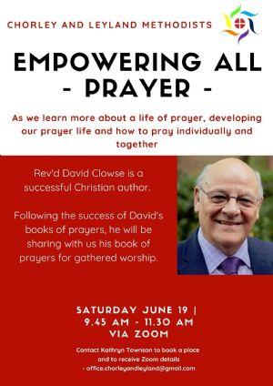 empowering all prayer