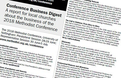CONFERENCE BUSINESS DIGEST