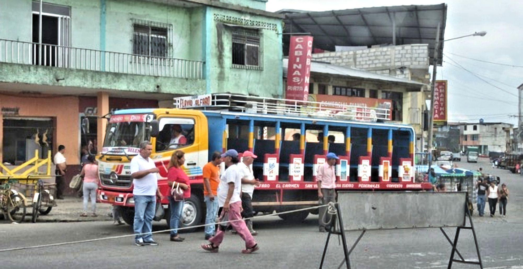 Ranchera Santo Domingo