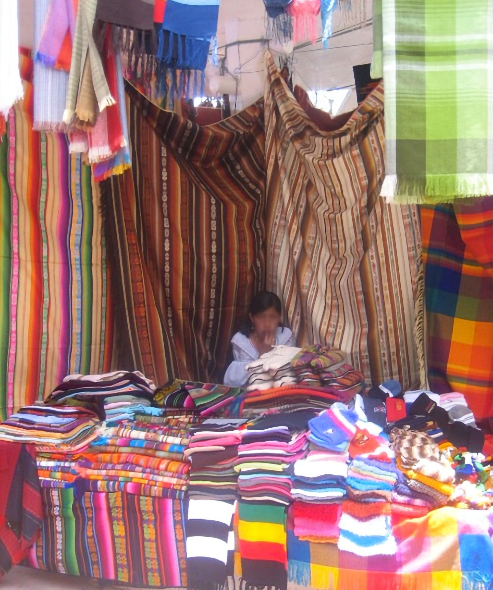 Textile sellers