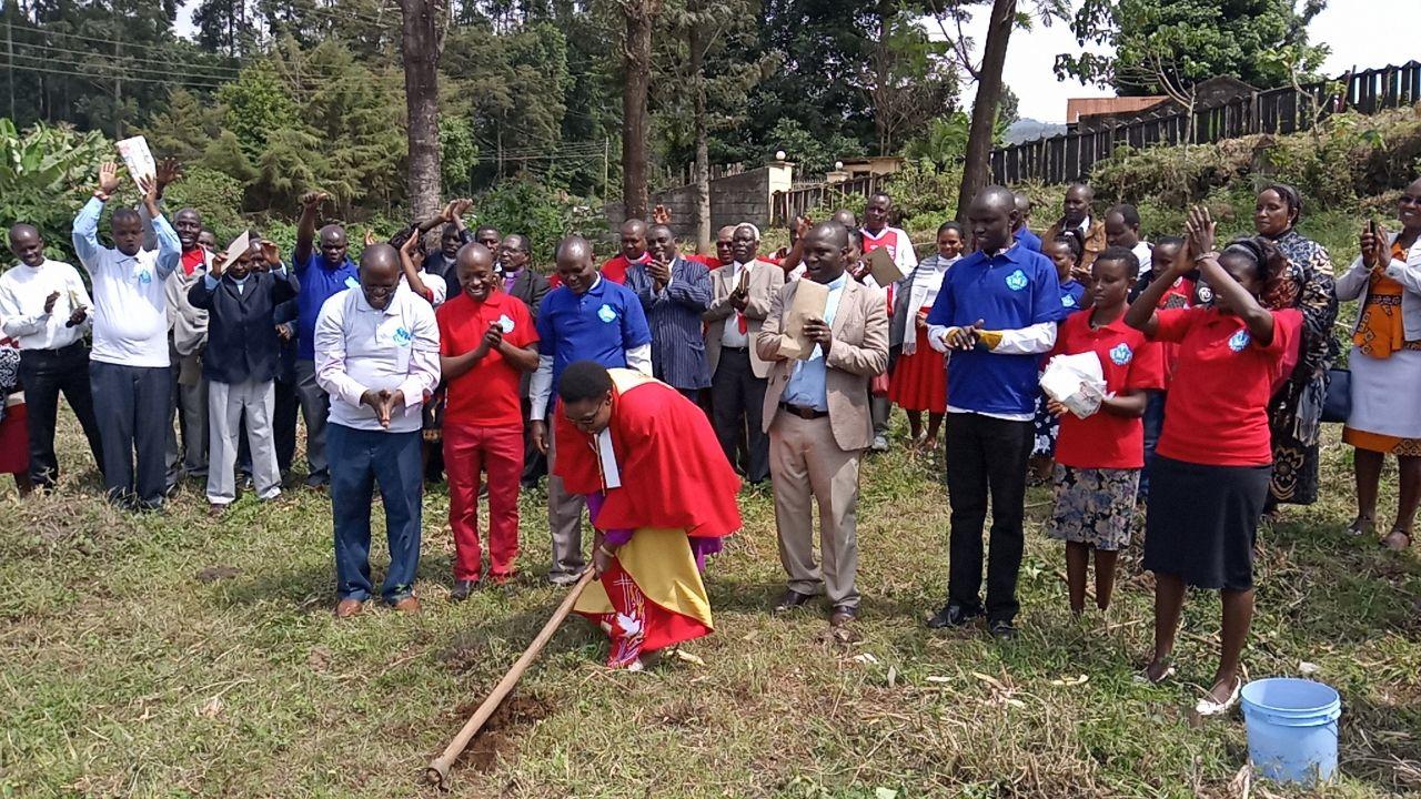 Nyambene ground-breaking ceremony