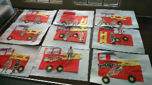 Fire Engine Craft