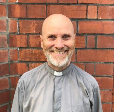 Rev Simon Topping