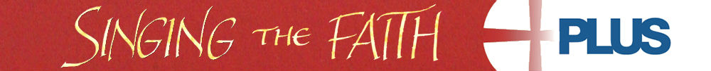SInging the Faith Plus logo
