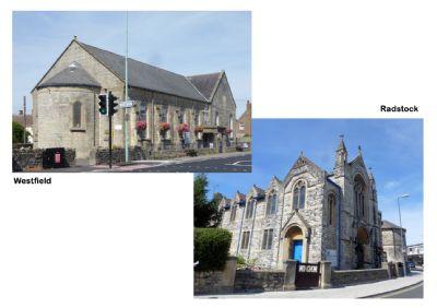 Trinity churches