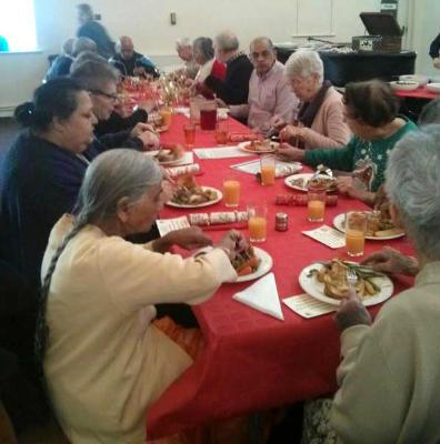 Seniors Christmas 2014