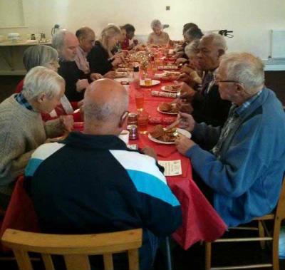 Seniors Chrismas 2014