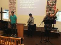 Worship Team 1