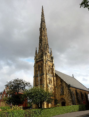 St. George's URC Southport
