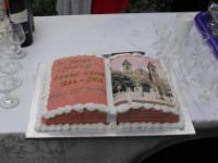 170th Anniv cake