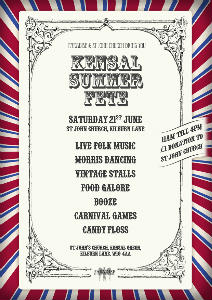 Kensal Summer Fete