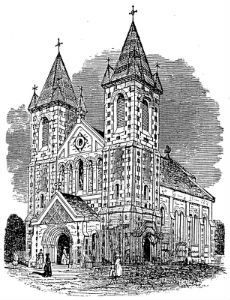 Early sketch of St Johns