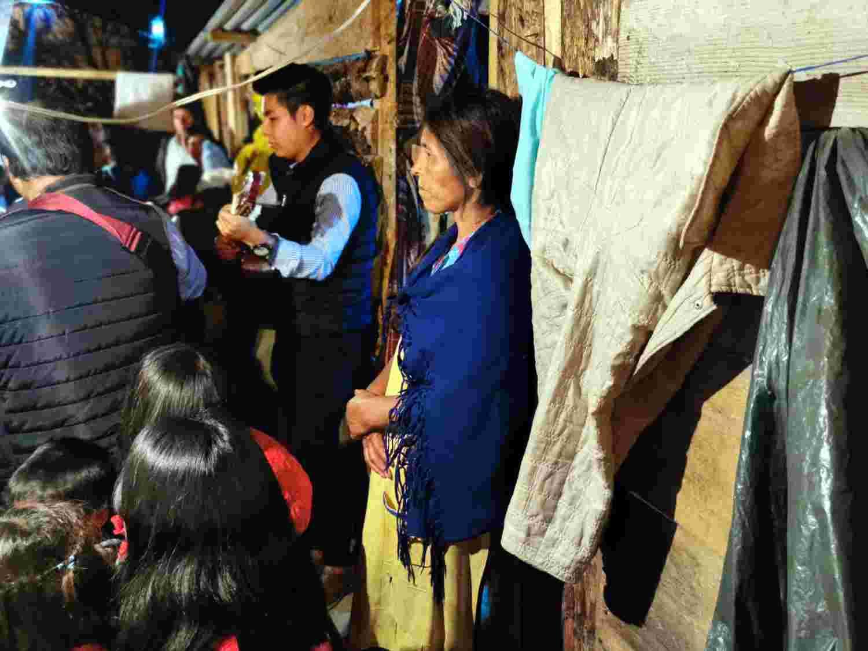 Meeting with Napite community, San Cristobal de las Casas Municipality, Chiapas
