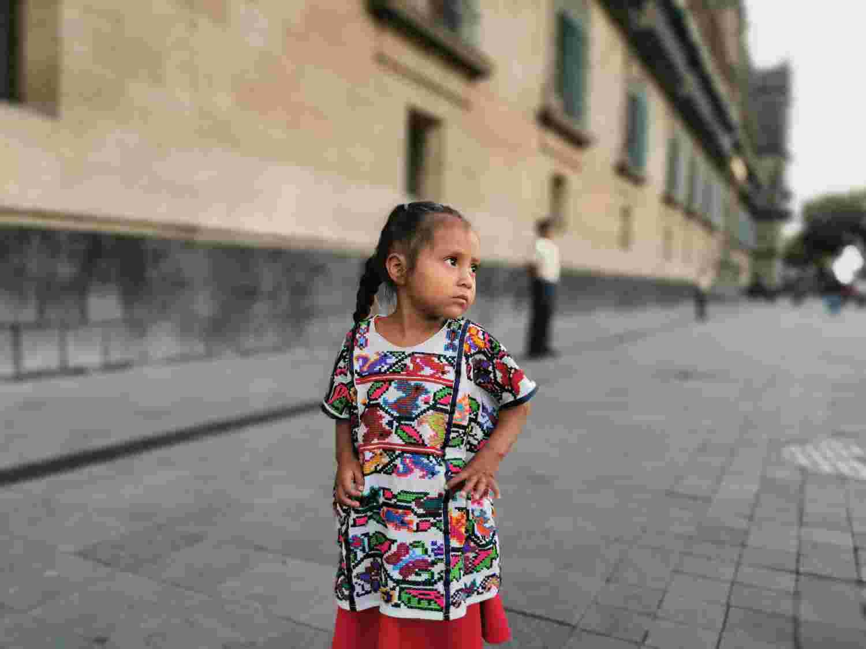 Girl from Guerrero
