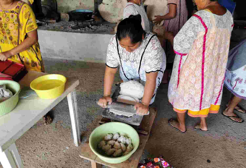 Woman in Guerrero