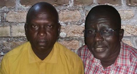 sudanese pastors