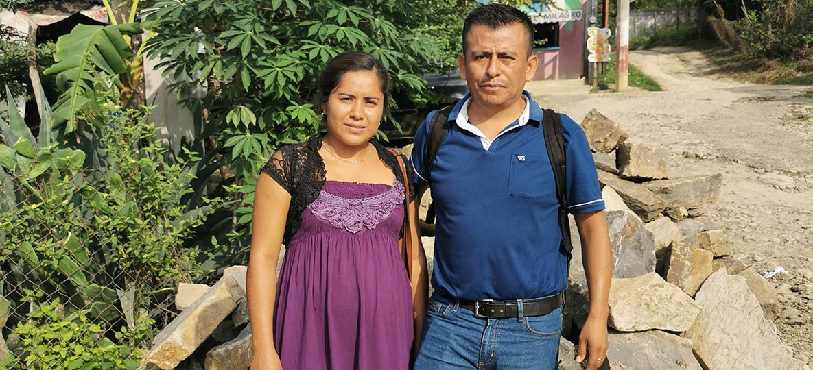 Uriel and his wife
