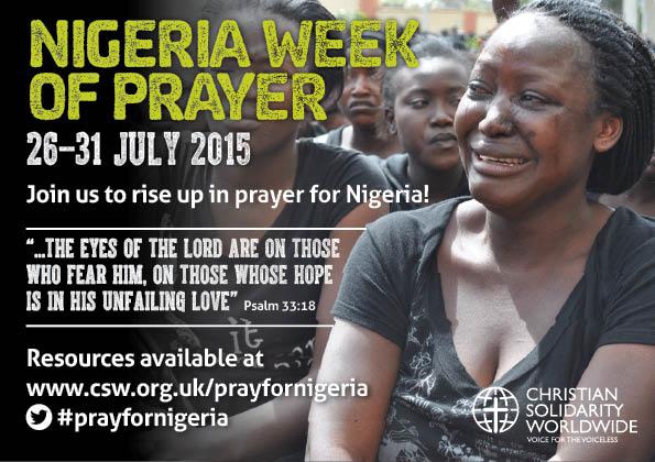 Nigeria week of prayer