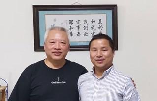 Zhang Chunlei and Gao Heng