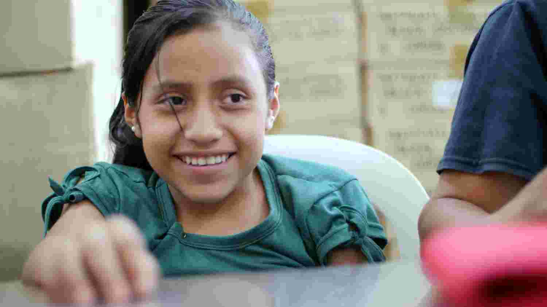Girl from Hidalgo