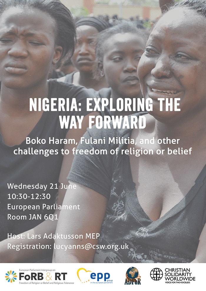 Nigeria: Exploring the Way Forward