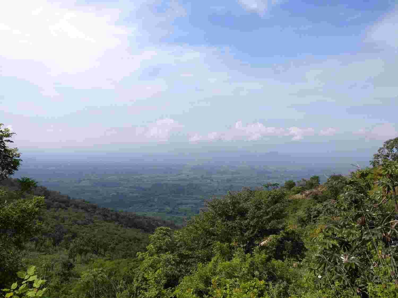 Scenery in Chiapas