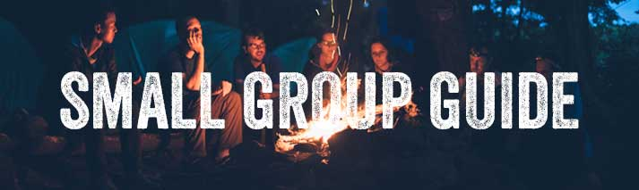 Small group study banner