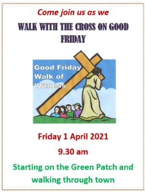 Walk with the Cross 2021