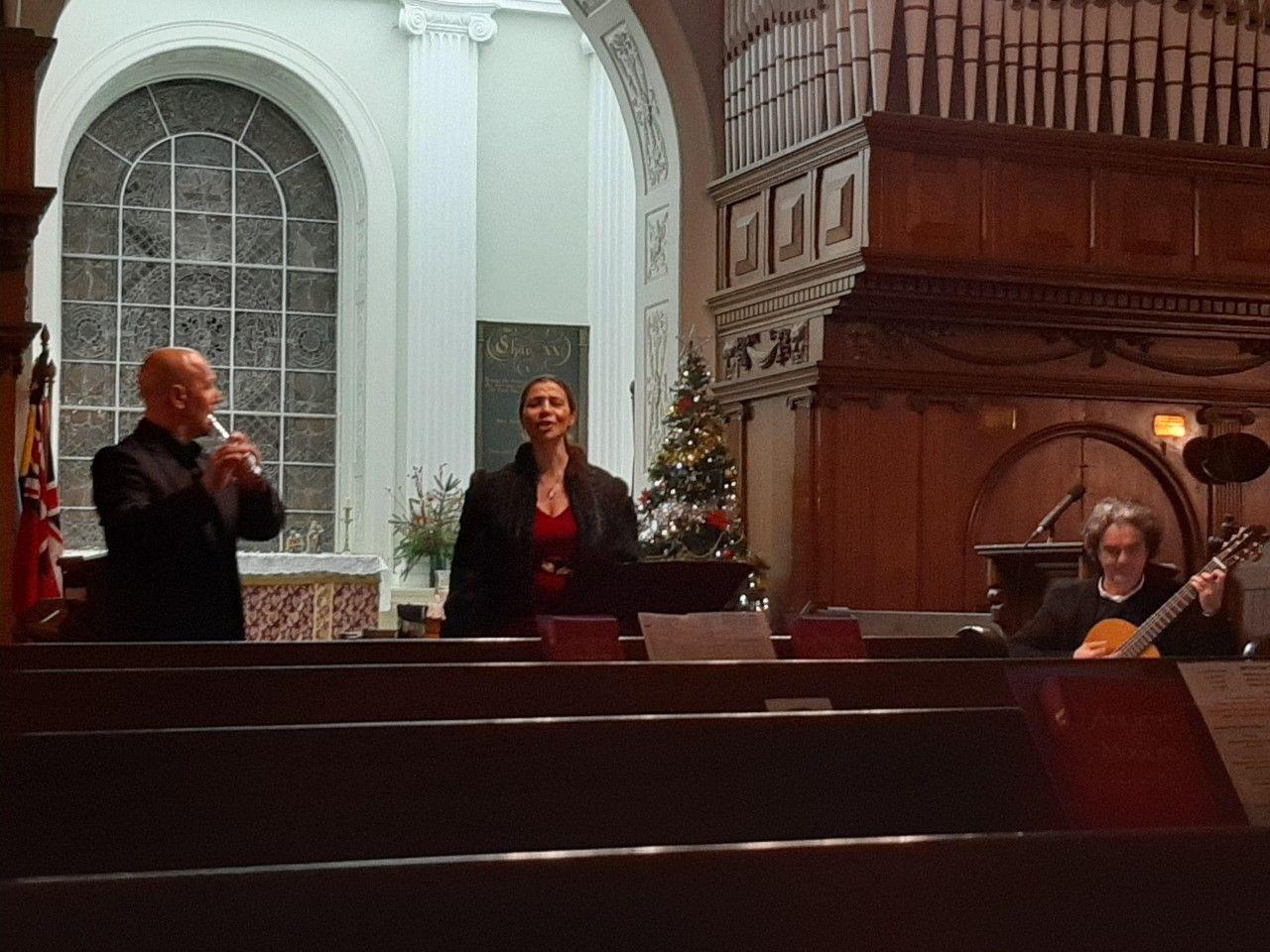 Falésia Concert given 18th December 2020