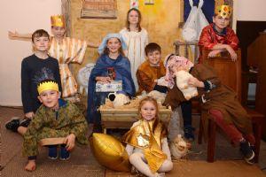 Nativity Cast