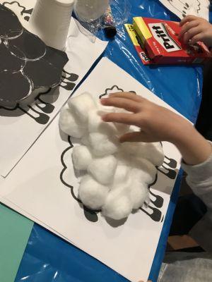 sheepy  craft