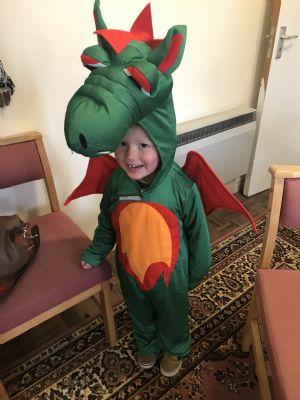 Jacob the Dragon