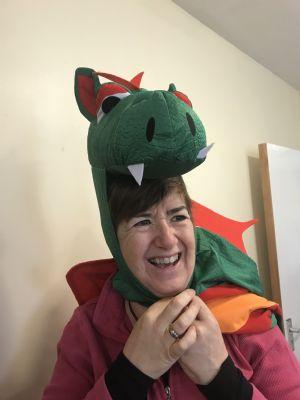 Liz the Dragon!