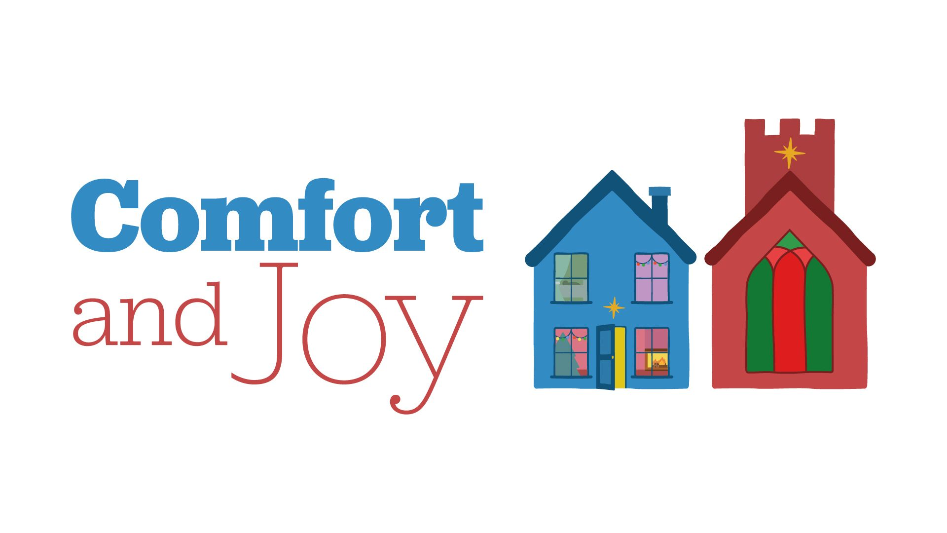 Comfort and Joy logo