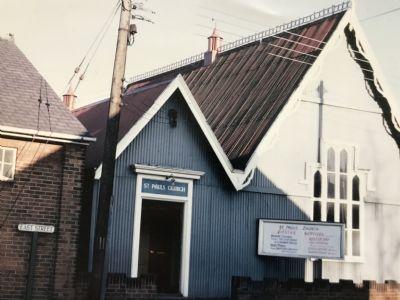 the tin tabernacle
