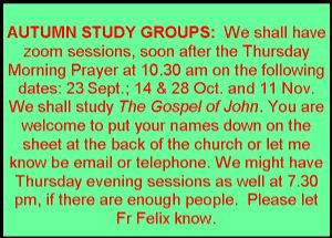 Autumn groups