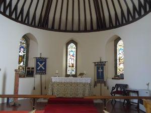St Andrews Altar close up