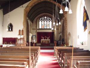 Inside St George's