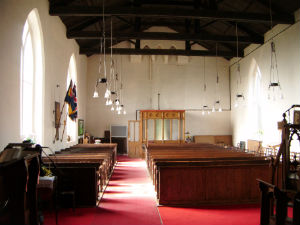 Inside St Georges
