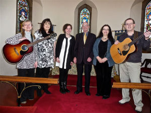 St Andrews Music Group 2012
