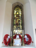 Remembrance Window