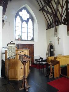 Pulpit St Andrews
