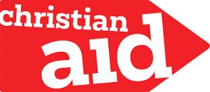Christian Aid logo and link