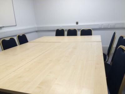 Upper classroomcommittee  seats 12
