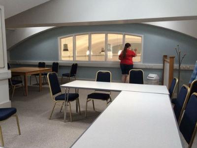 The Bradbury Room complete