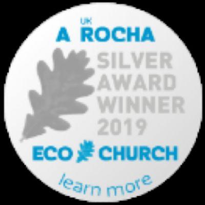 A Rocha silver award