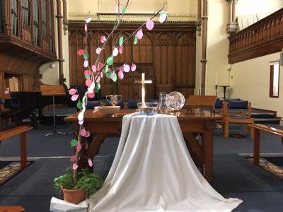 Fig tree of prayers
