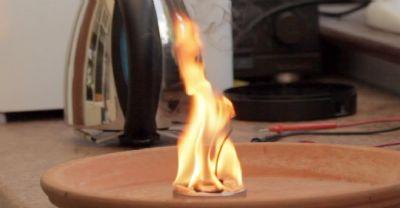 Kettle boil?