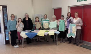 members of craft club