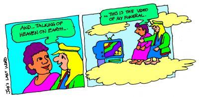 Job's Funeral Video